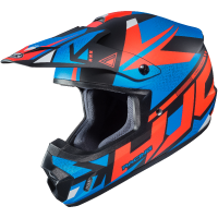 CASCO HJC CS-MX II MADAX / MC26SF