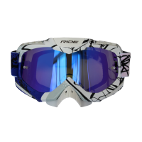GOGGLE RIDE R-1016 ESTAMPADO AZUL