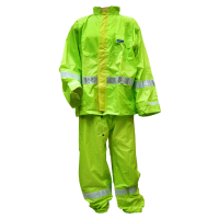 IMPERMEABLE WINDSOR, 2 CAPAS AMARILLO